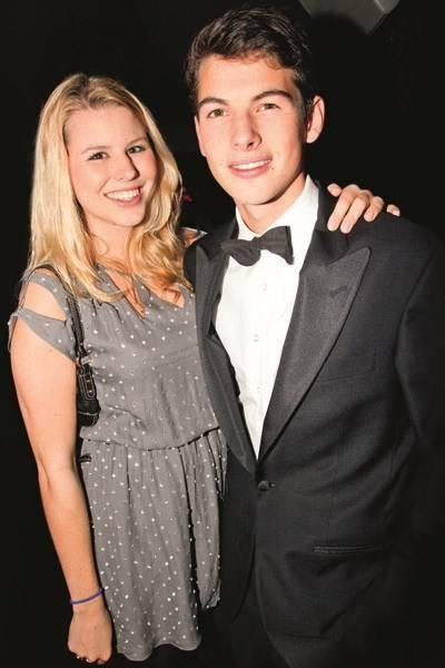 Christiana Hambro and Charles Hambro