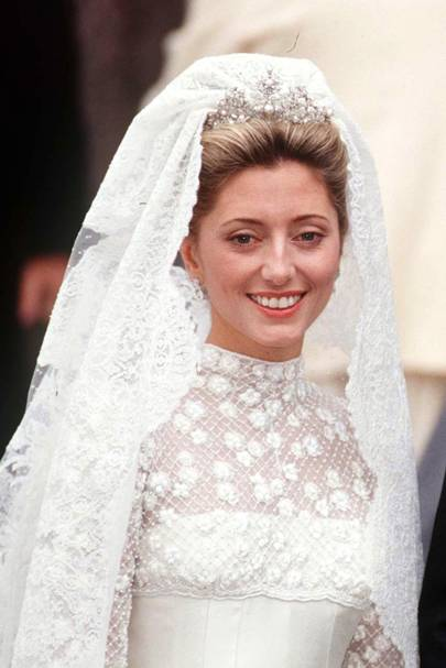 Princess Marie-Chantal Miller of Greece
