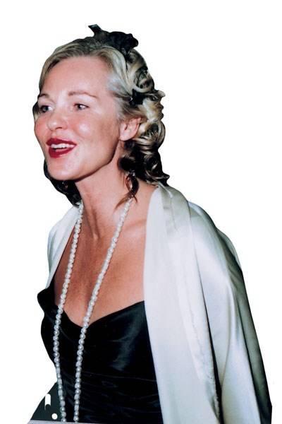 Mrs Johann Eliasch