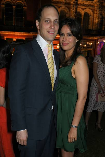 Lord and Lady Frederick Windsor