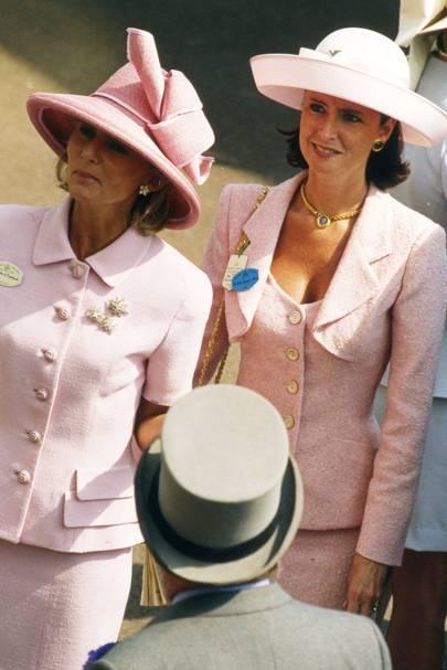 The Countess of Bradford and Mrs Sholto Douglas-Home