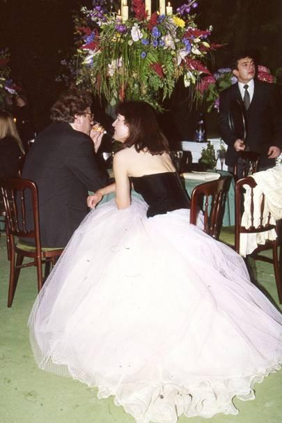 Gerard Noel and Mrs Gerard Noel
