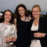 Helen Marshall, Helen Baxter and Jo Alton