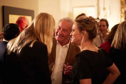Simon Schama and Clemency Burton-Hill