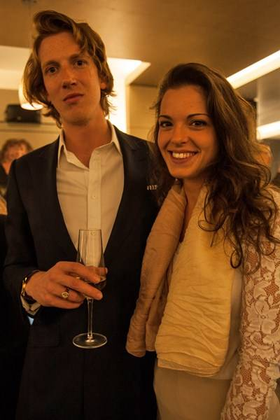 Freddy van Zevenbergen and Alexandra Shepherd
