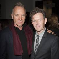 Sting and John Logan
