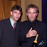 Dougray Scott and Daniel Craig