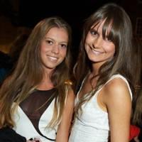 Elysia-Elena Stellakis and Sarah Matthews