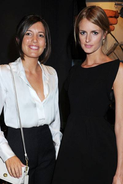 Amanda Sheppard and Jacquetta Wheeler
