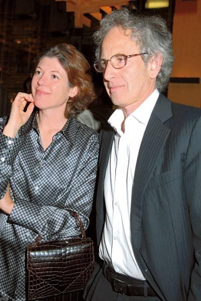 Sigrid Rausing and Eric Abraham