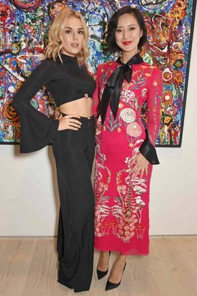 Tallia Storm and Betty Bachz