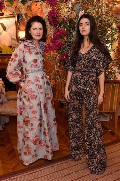 Luisa Beccaria and Lucilla Bonaccorsi