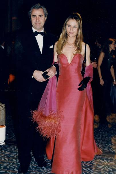 Donald Mactaggart and Mrs Donald Mactaggart