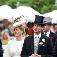 The Countess of Wessex and the Earl of Wessex