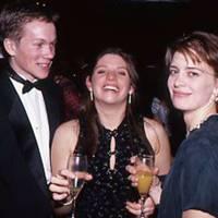 Richard Brickell, Suzie Aromando and Kim Brassey