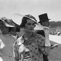 Margaret, Duchess of Argyll, Royal Ascot, 1938