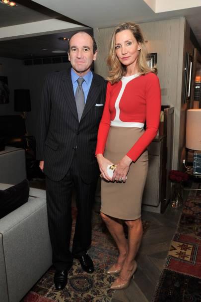 Emmanuel Moatti and Marie Moatti