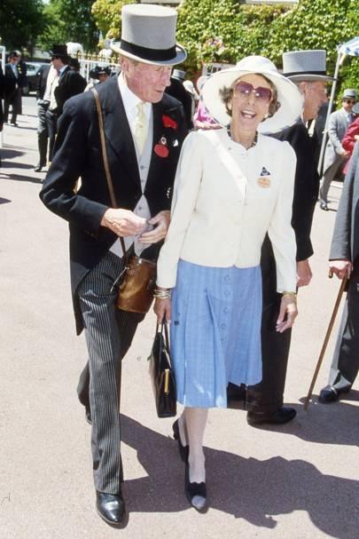 Lady Manton and Lord Manton
