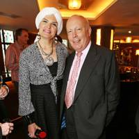 Emma Fellowes and Lord Fellowes
