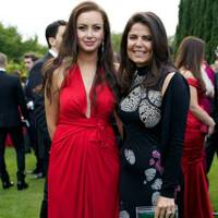 Camilla Al Fayed and Daniella Helayel