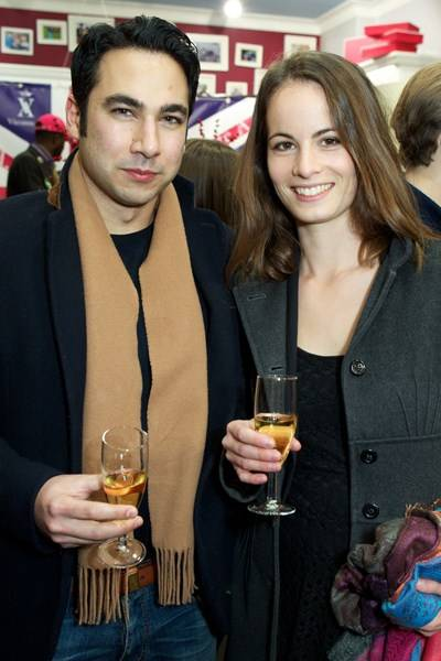 Omid Taheri and Clemence Darbon