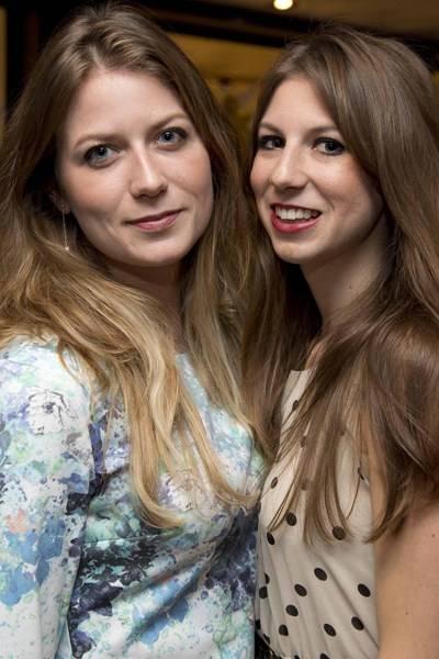 Charlotte Moss and Harriet Moss