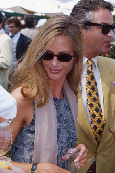 Trinny Woodall and Gavin Rankin
