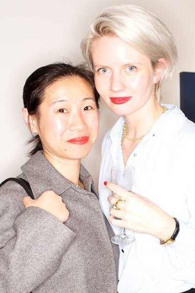 Yu Xi Wang and Megan Piper