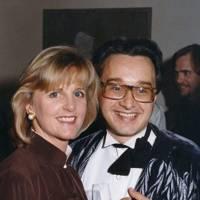 Mrs Nicholas Kerman and Tomasz Starzewski