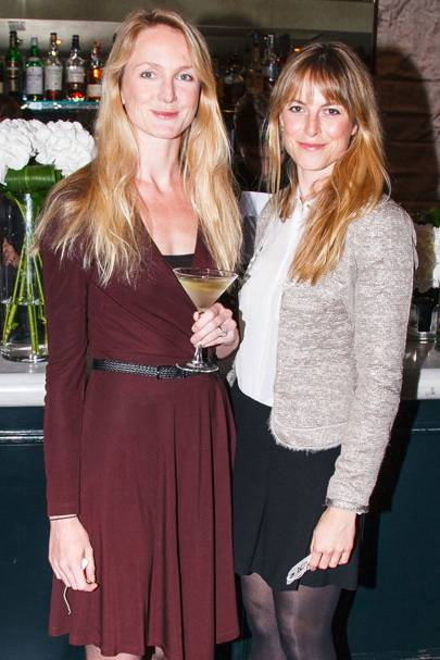 Rosie van Cutsem and Lucia Ruck Keene