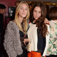 Mary Charteris and Amba Jackson