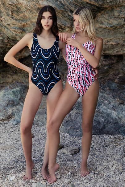 Valentina Vasilatou Conscious Swimwear