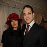 Lady Frederick Windsor and Lord Frederick Windsor