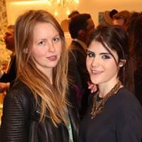 Coco Strunk and Lexi Abrams