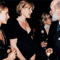 Julietta Longcroft, Mrs Simon Sebag Montefiore and Prince Michael of Kent
