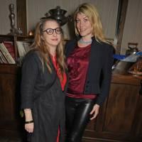Daisy de Villeneuve and Meredith Ostrom