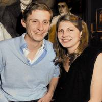 Princess Florence von Preussen and the Hon Jake Astor