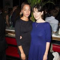 Cush Jumbo and Harriet Walter