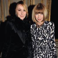 Frida Giannini and Anna Wintour
