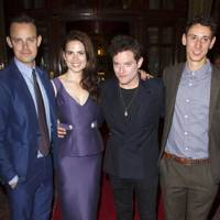 Harry Hadden-Paton, Hayley Atwell, Mathew Horne and Al Weaver