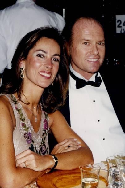Mrs Andres Tsavliris and Andres Tsavliris