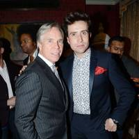 Tommy Hilfiger and Nick Grimshaw