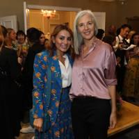 Narmina Marandi and Ruth Chapman