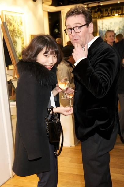 Bing Zhang and Charles Tyler