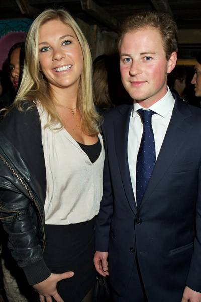 Chelsy Davy and Guy Pelly