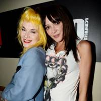Pam Hogg and Annabelle Neilson