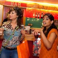 Chetna Pandya and Amara Karan