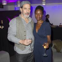 Ciaran Hinds and Diveen Henry