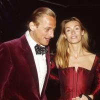 Baron Frederick Didishein and Joanna Green