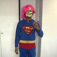 Tardeo Ajodha as a creepy Supergran
